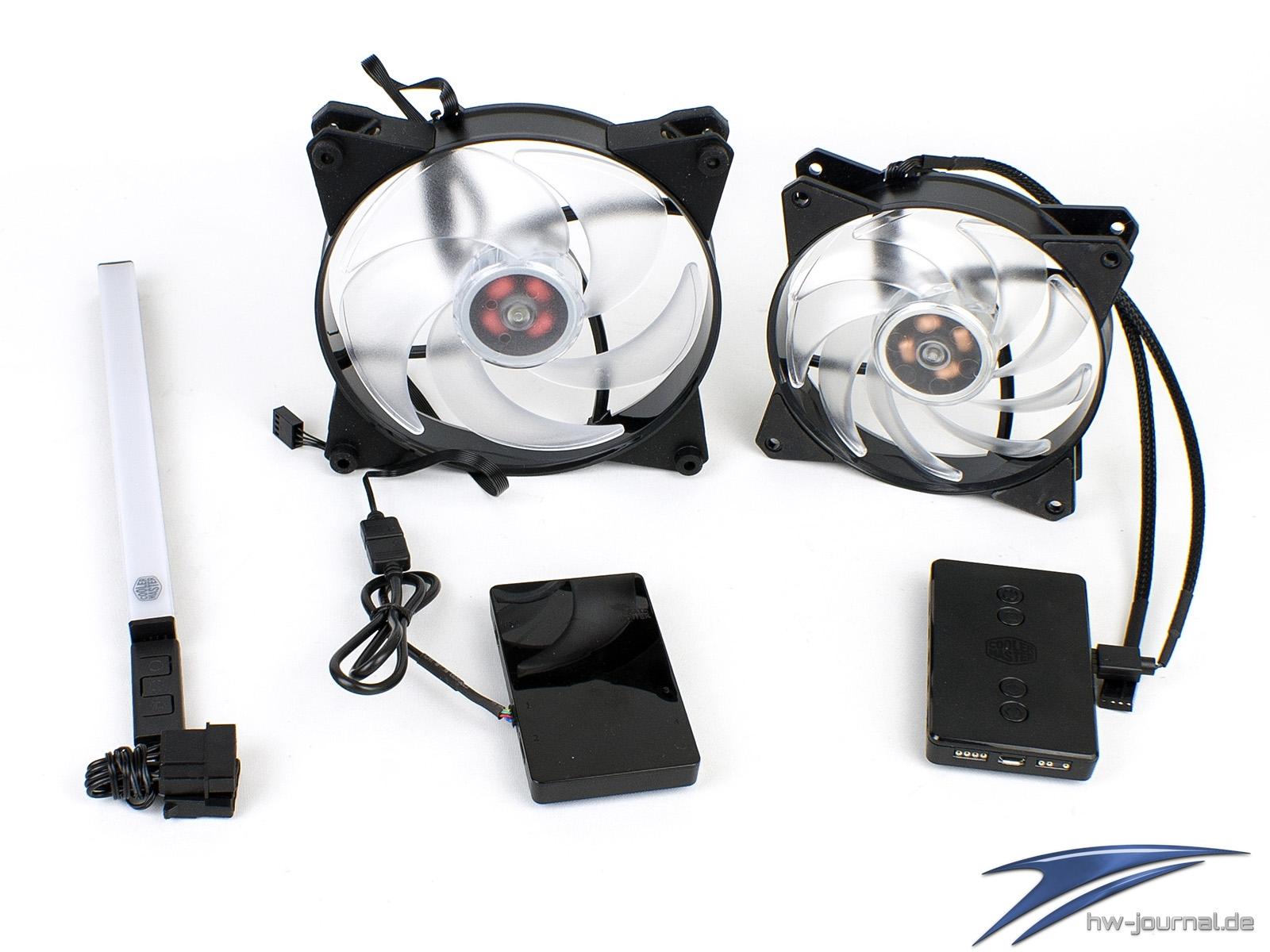 Test: Cooler Master MasterLiquid ML240R ARGB - Hardware-Journal