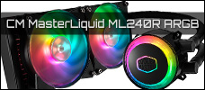 Cooler Master MasterLiquid ML240R ARGB Newsbild