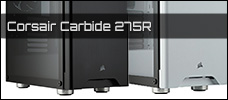 Corsair Carbide 275R news