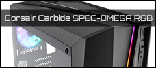 Corsair Carbide SPEC OMEGA RGB Newsbild
