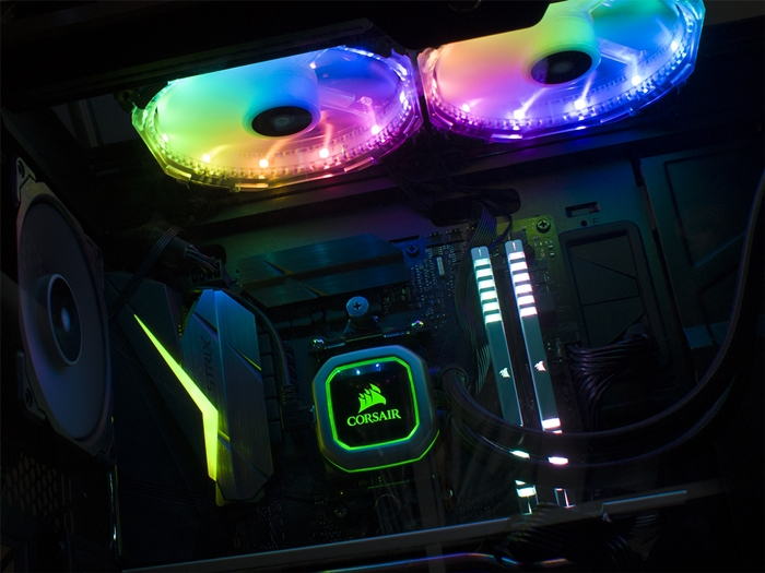 Corsair Commander Pro HD140 LED RGB 28