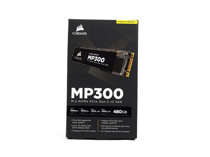 Corsair Force MP300 480 GB 1k