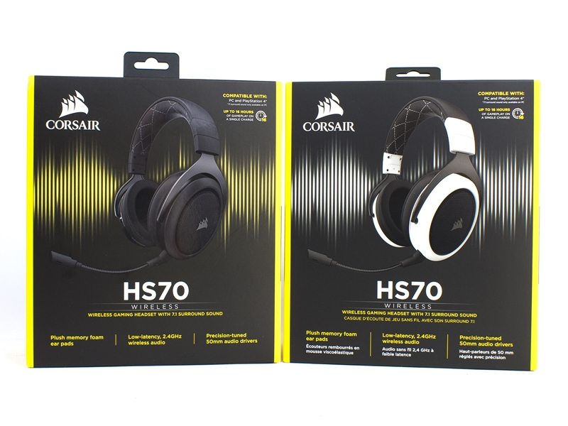 Corsair HS70 Wireless 1