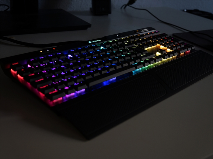 Corsair K70 RGB MK 2 Low Profile Rapidfire 29k