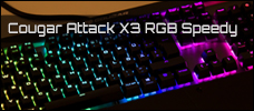 Cougar Attack X3 RGB Speedy News