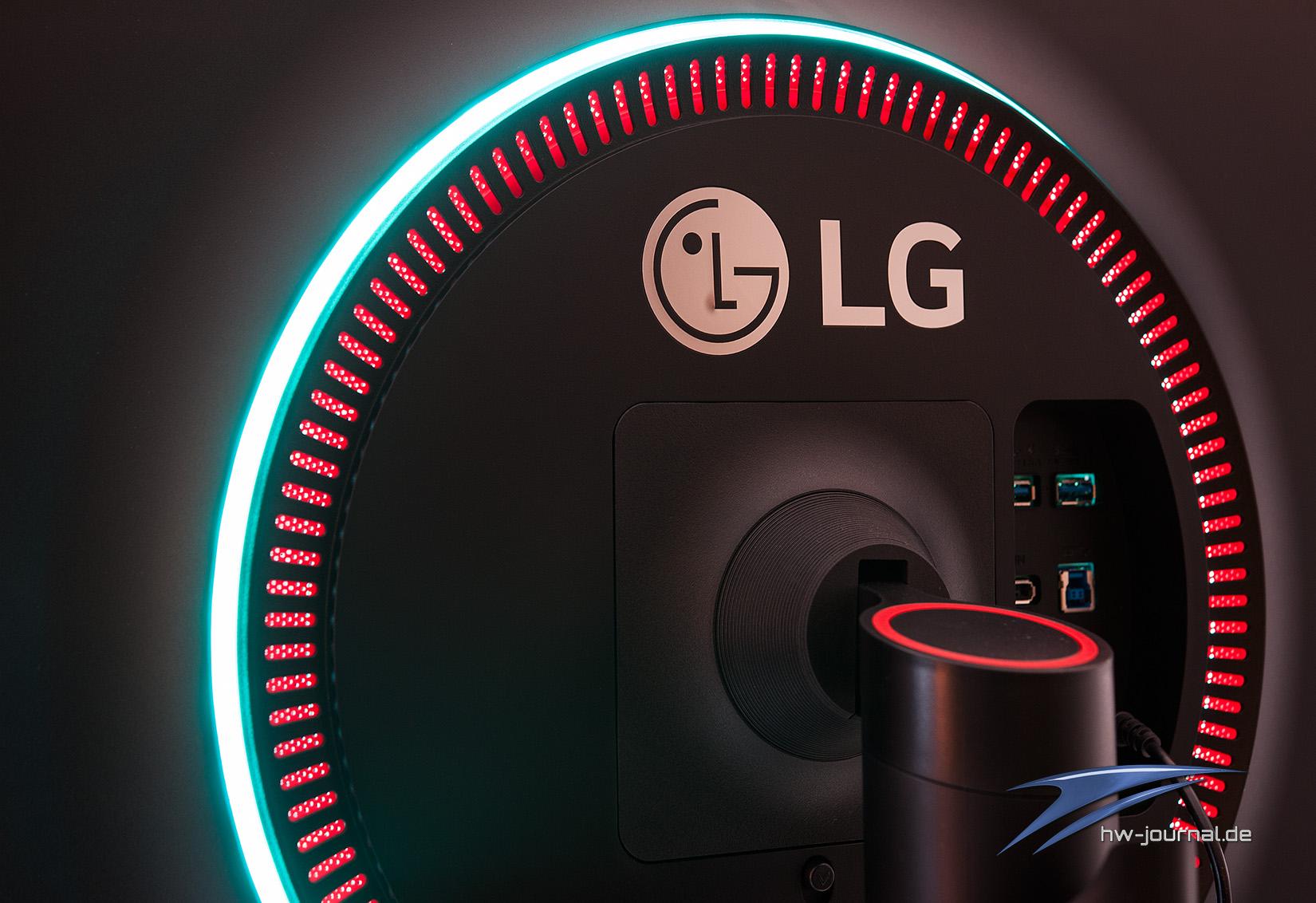 Test: LG 32GK850G - Hardware-Journal