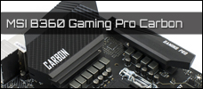 MSI B360 Gaming Pro Carbon Newsbild
