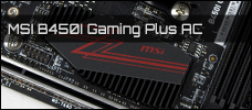 Test: MSI B450I Gaming Plus AC