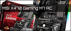 X470 Gaming M7 AC news