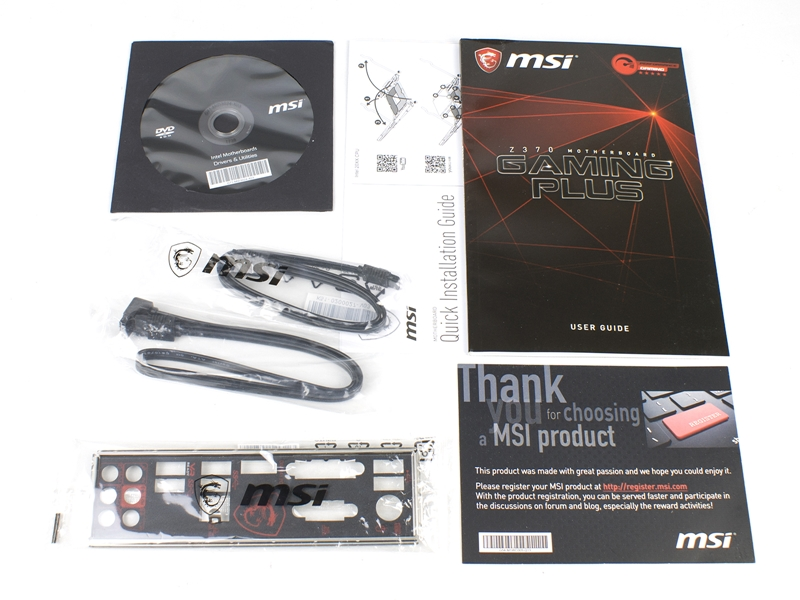 MSI Z370 Gaming Plus 2