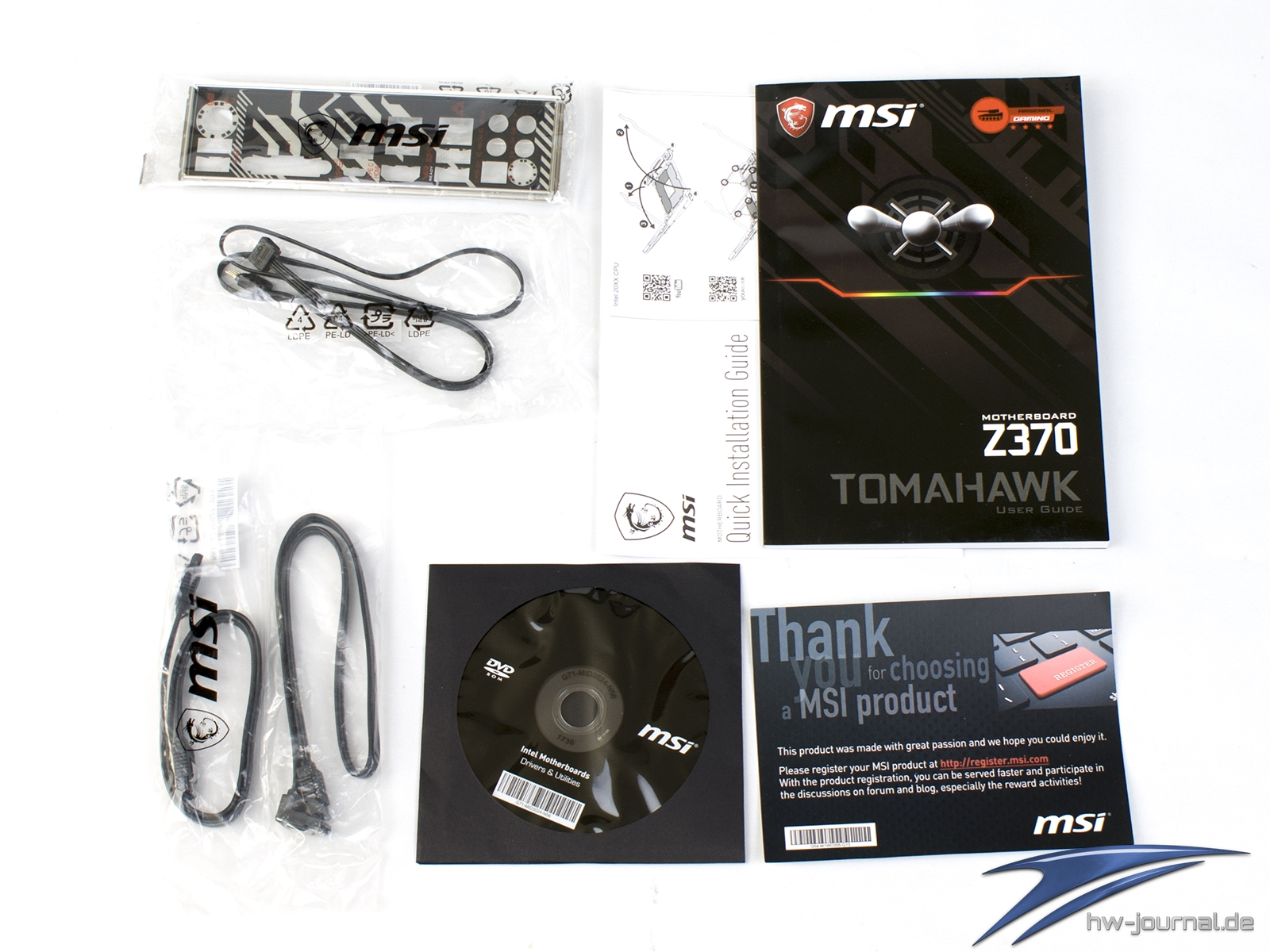 Test: MSI Z370 Tomahawk - Hardware-Journal