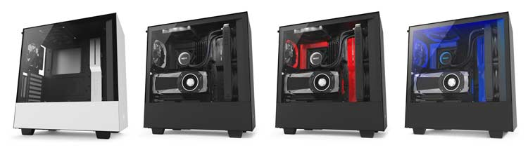NZXT H500 overview