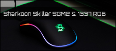 Sharkoon Skiller SGM2 1337 RGB news