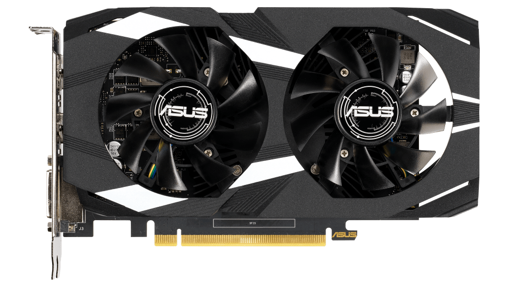 ASUS DUAL Geforce GTX 1650