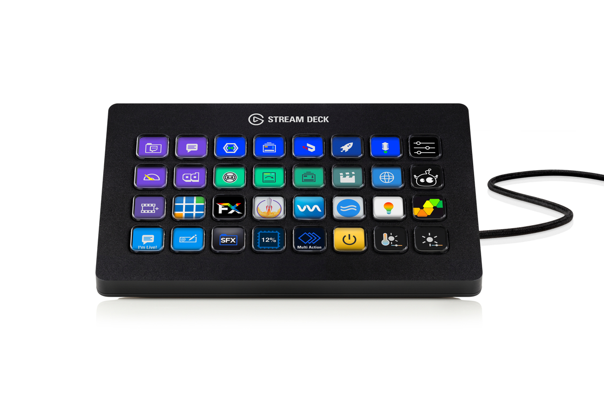 Elgato Stream Deck XL 1