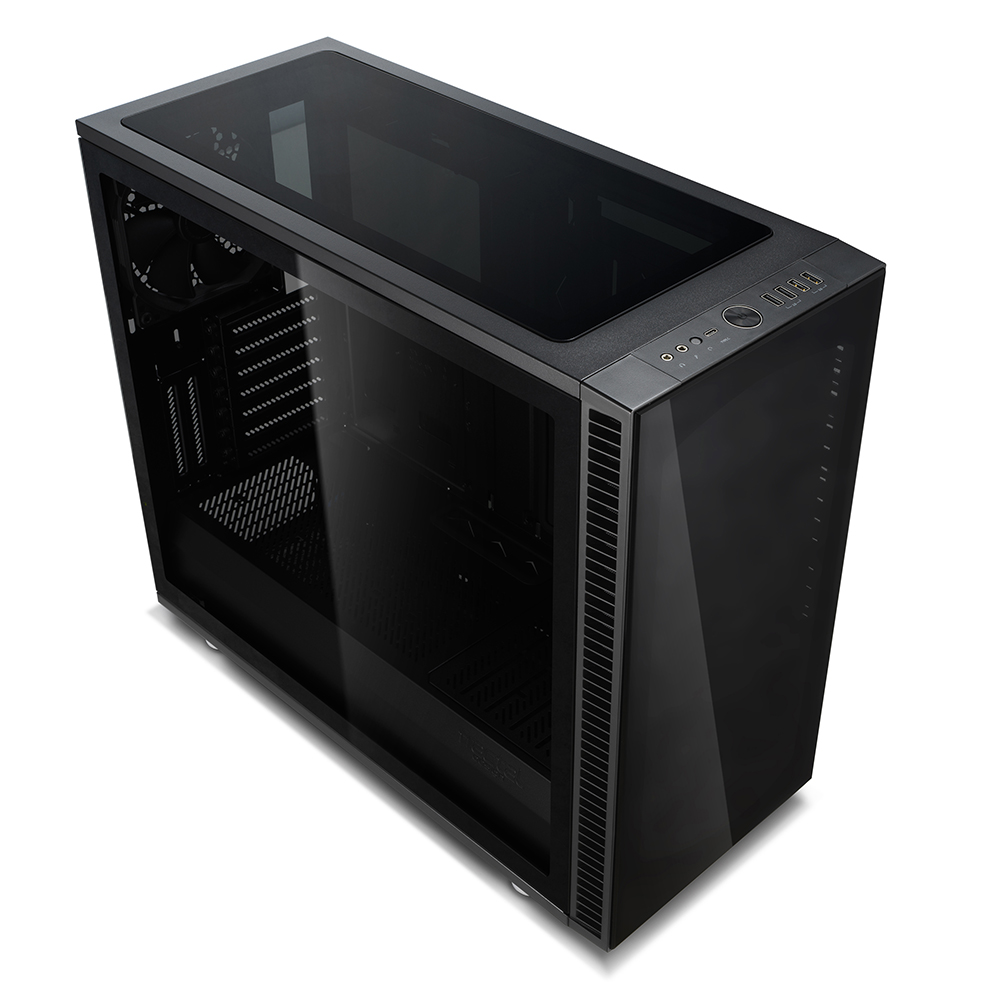 Fractal Design Define S2 Vision Blackout 1