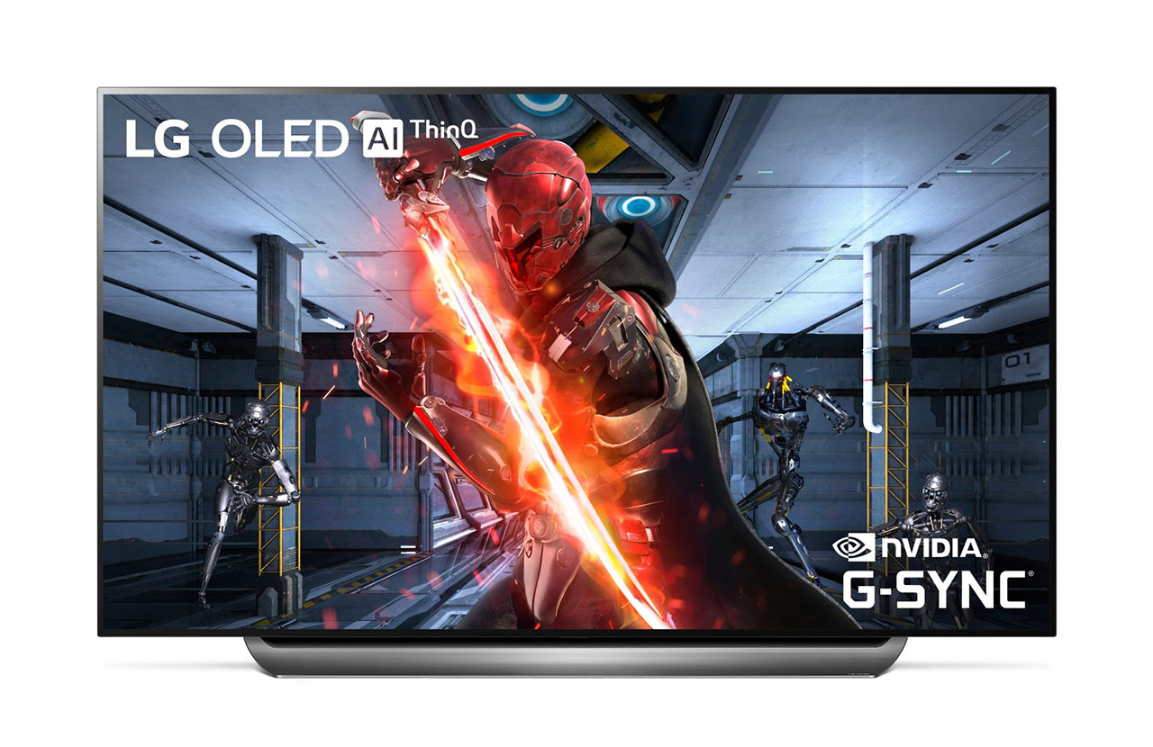 2019 OLED TV with NVIDIA G SYNC11
