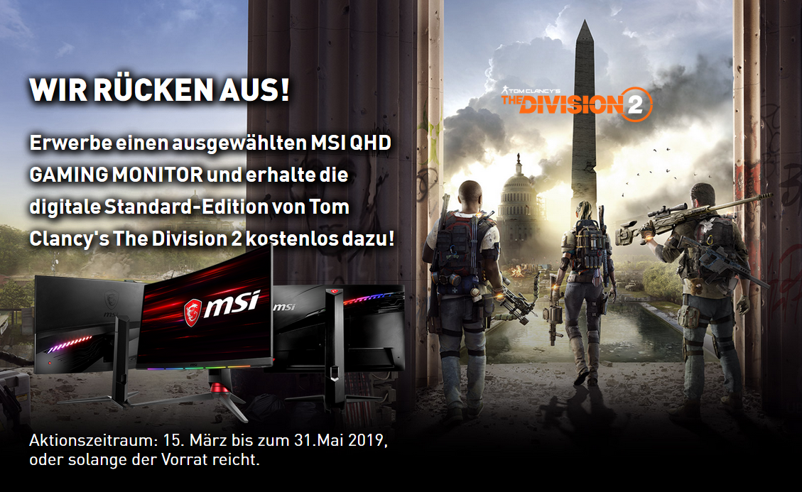 msi the division 3