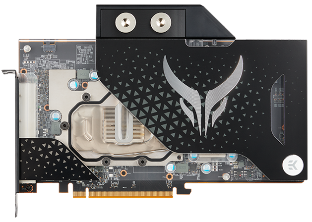 Powercolor radeon rx 5700 xt liquid devil 1