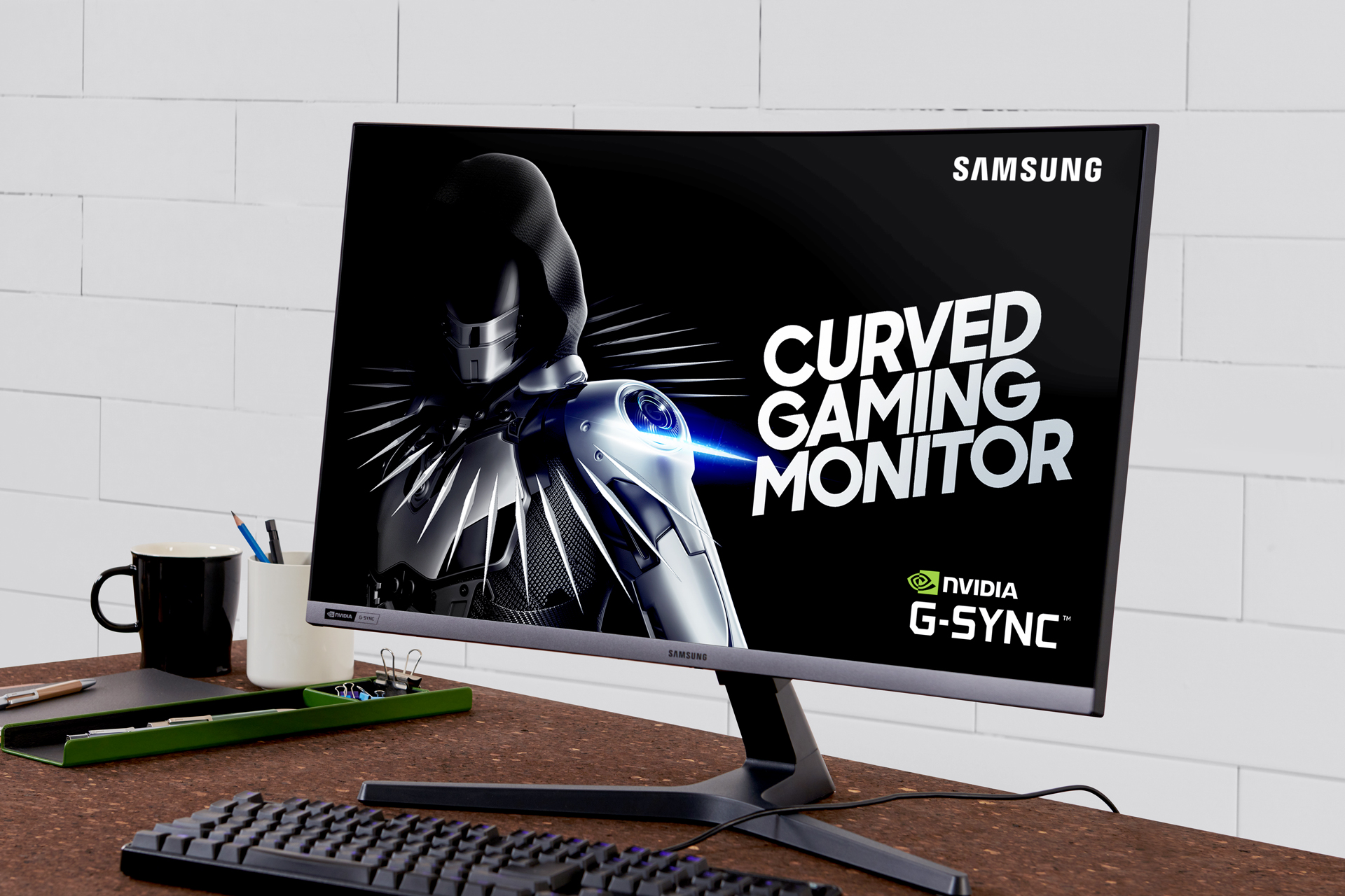Samsung Curved Gaming Monitor CRG527