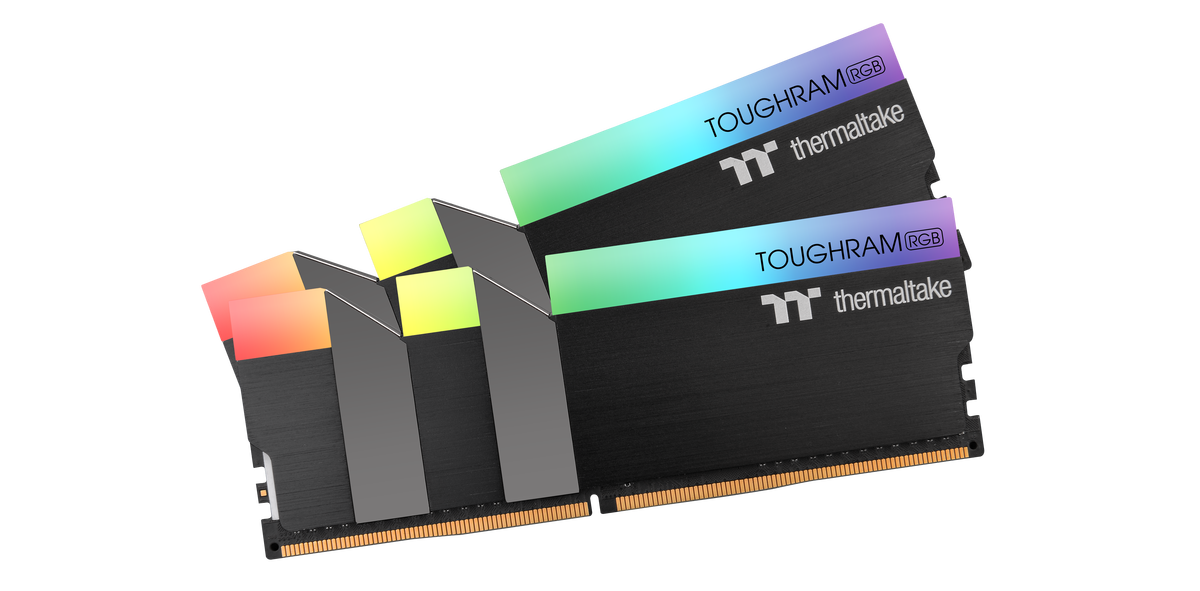 Thermaltake TOUGHRAM RGB DDR4 Memory 1