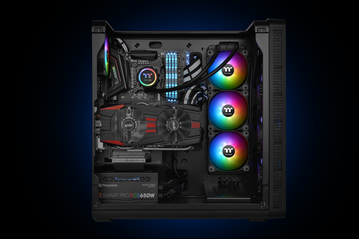 Thermaltake Water 3 0 ARGB Sync Edition 2