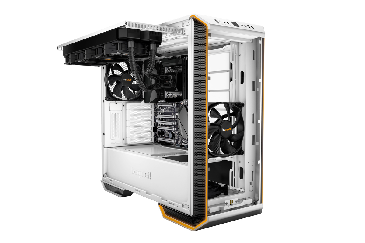 be quiet dark base 700 white edition 1