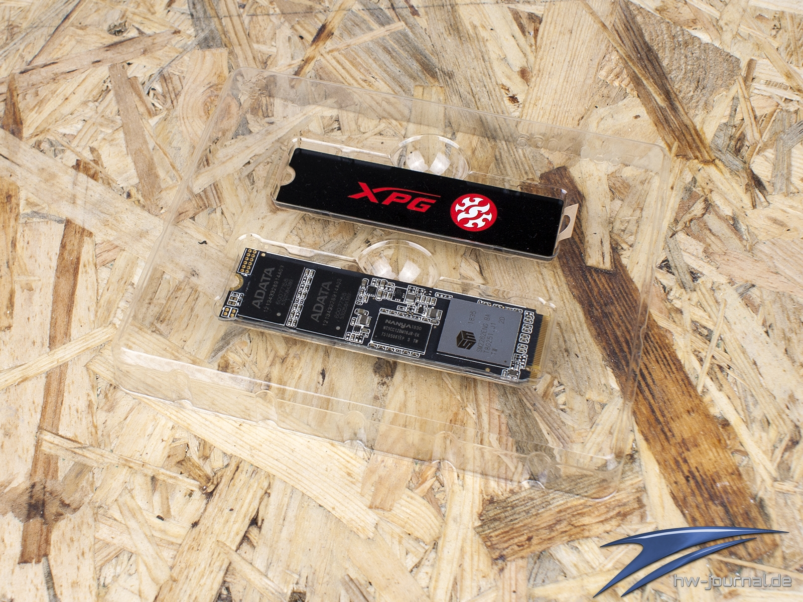 Test: ADATA XPG SX8200 Pro 512 GB - Hardware-Journal