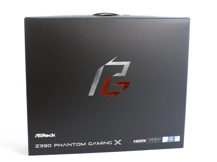 ASRock Z390 Phantom Gaming X 1k