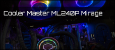 Cooler Master Masterliquid ML240P Mirage Newsbild