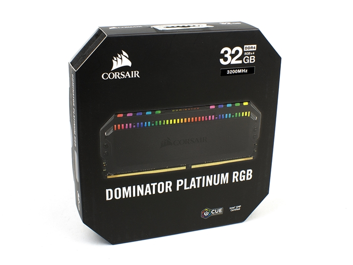 Corsair Dominator Platinum RGB 32gb DDR4 3200 3k