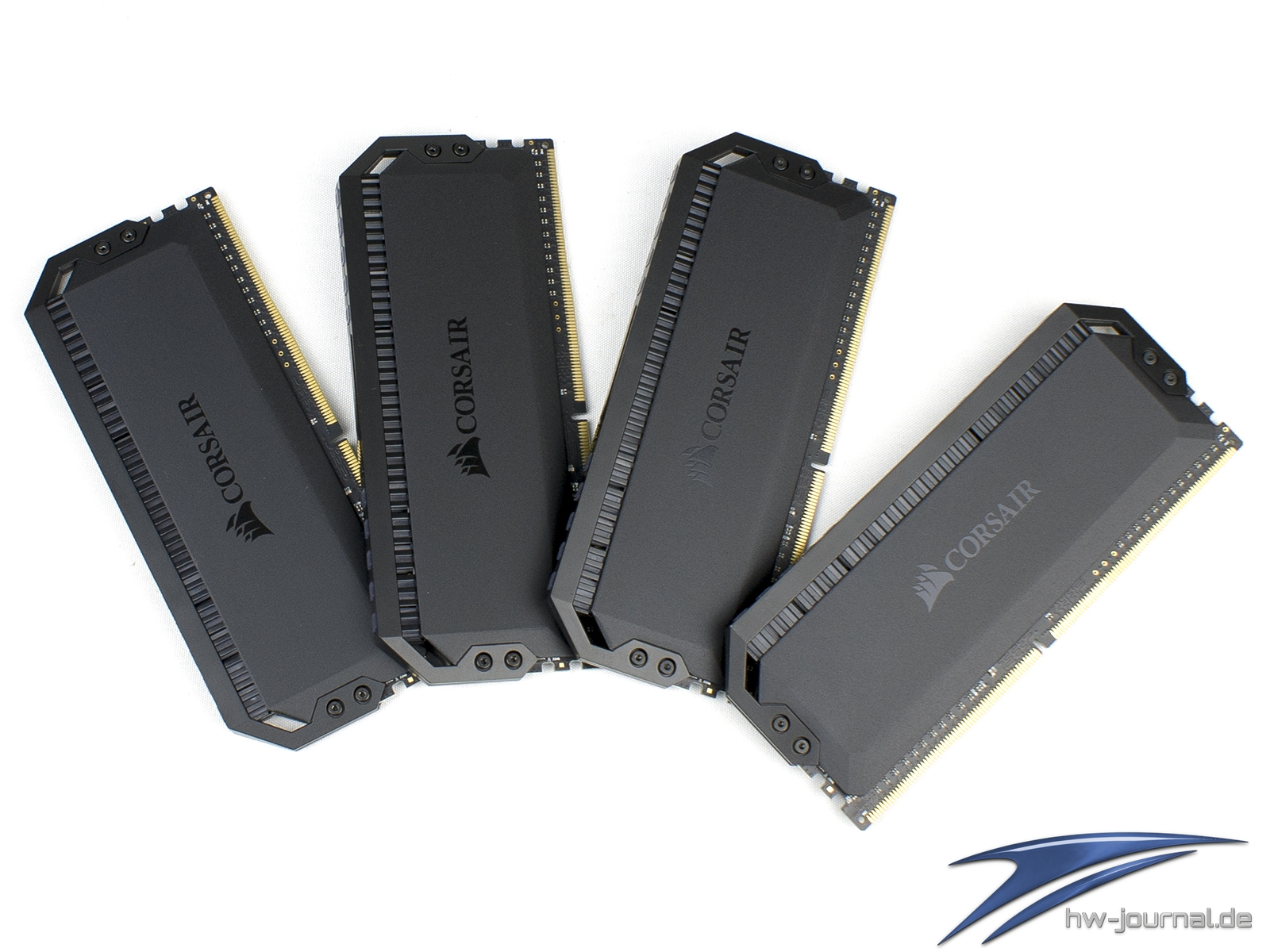 Test: Corsair Dominator Platinum RGB 32GB DDR4-3200 - Hardware-Journal