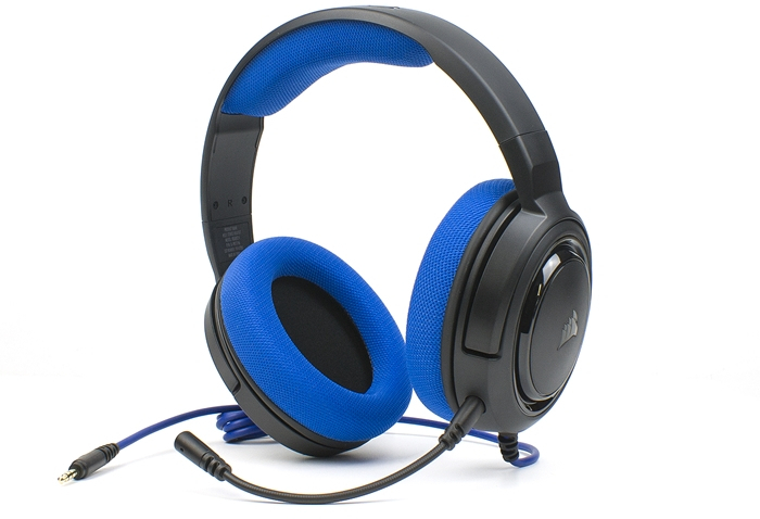 Corsair HS35 Stereo Gaming Headset 12k