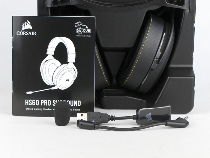 Corsair HS60 Pro Surround 2k