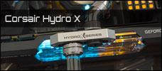 XXL-Test: Corsair Hydro X Wasserkühlung