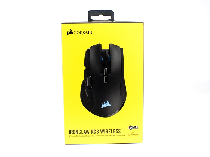 Corsair Ironclaw RGB Wireless 1k