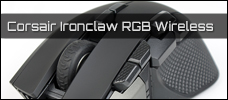 Corsair Ironclaw RGB Wireless Newsbild