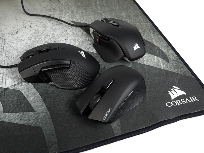 Corsair Gaming Maeuse 1k