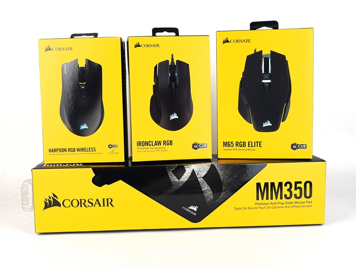 Corsair MM350 1k
