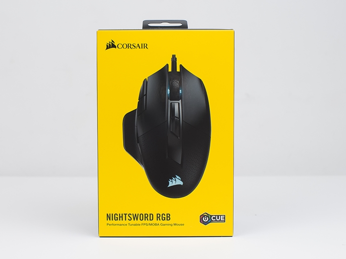 Corsair Nightsword RGB 1k