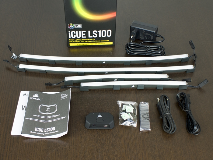 Corsair iCUE LS100 Smart Lightning Kit 3k