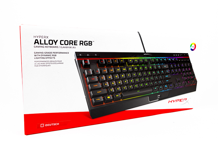 HyperX Alloy Core RGB 2