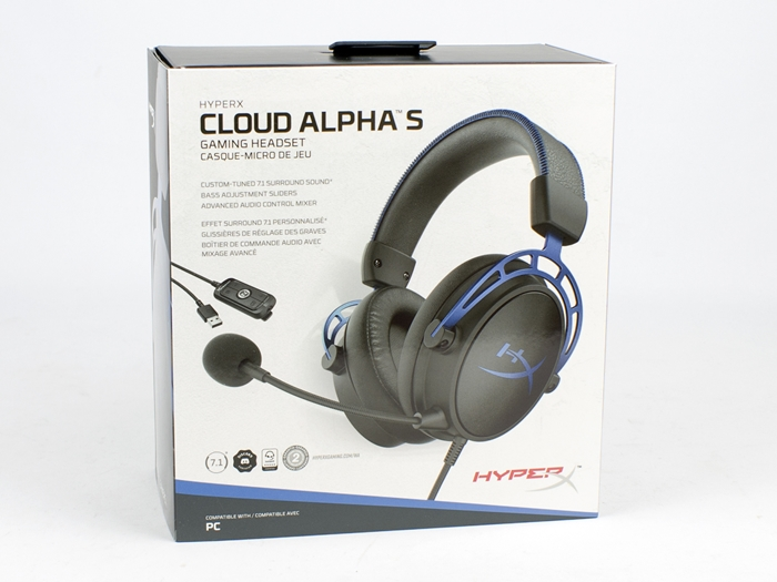 HyperX Cloud Alpha S 1k
