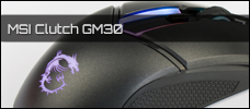 MSI Clutch GM30 Newsbild