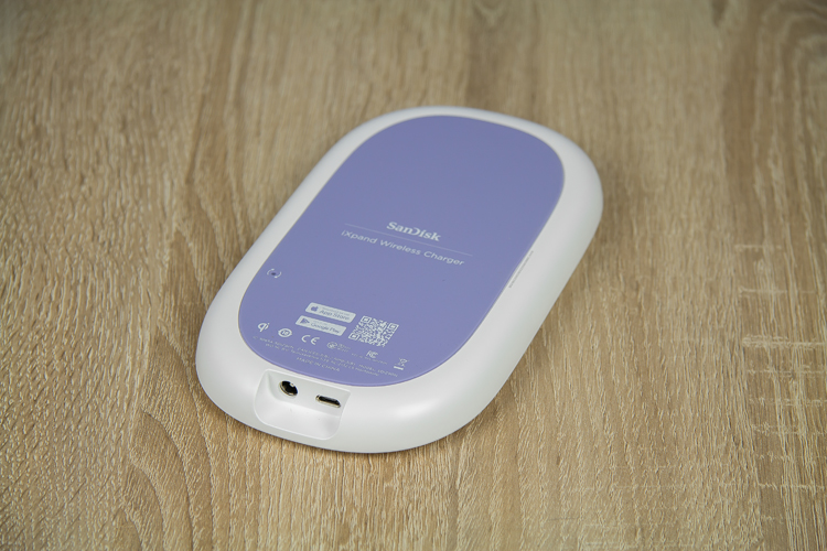 SanDisk iXPand Wireless Charger 01