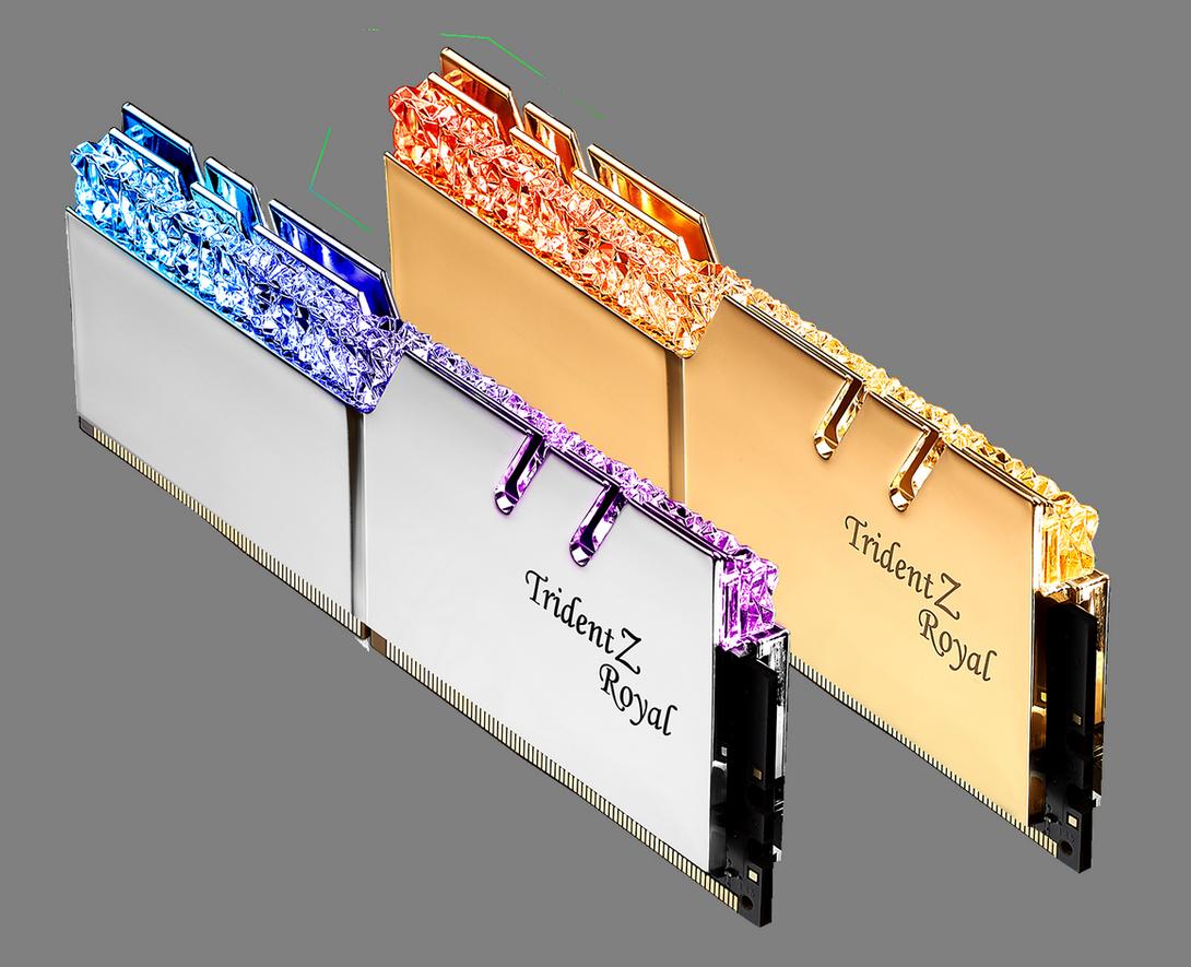 G.Skill liefert High-Speed RAM für Z490 und bricht Rekord
