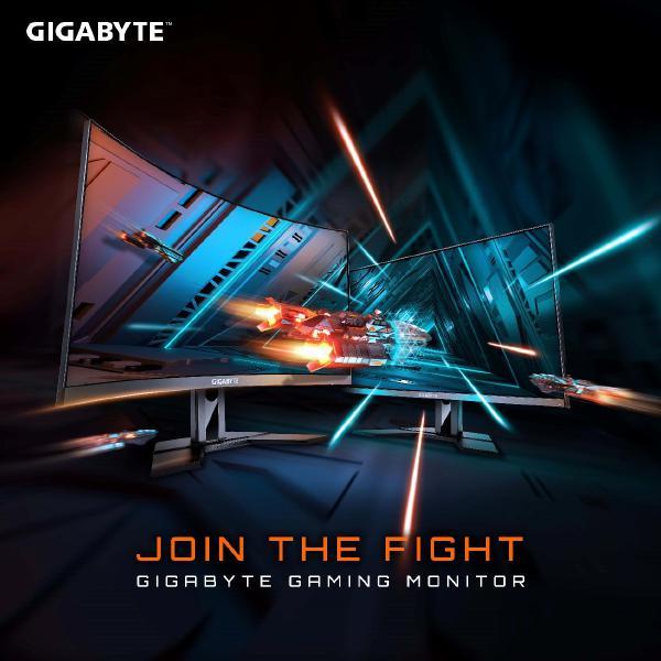 GIGABYTE zeigt neue Monitore der Gaming Serie