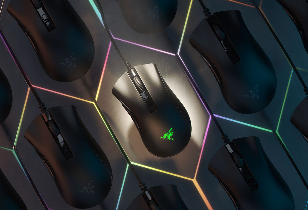 Razer DeathAdder V2 Mini 2