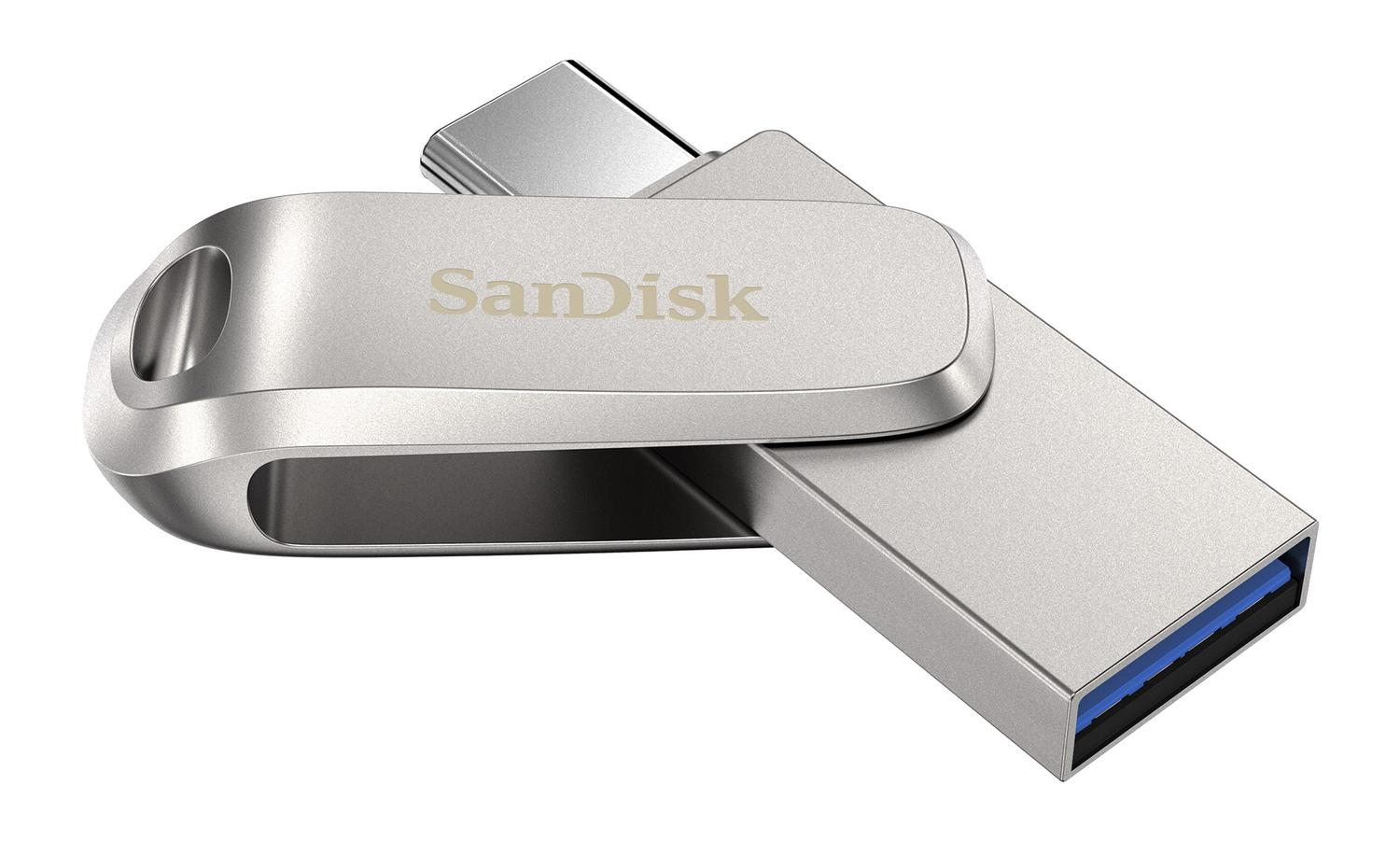 SanDisk Ultra DD Luxe Type C
