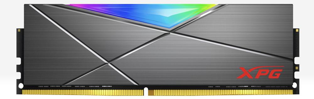 XPG Spectrix D50 - Beleuchtet und bis zu 4800MHz schnell